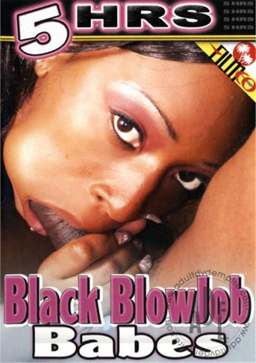 Black Blowjob Babes Boxcover