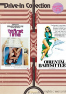 First Time, The / Oriental Babysitter (Double Feature) Movie