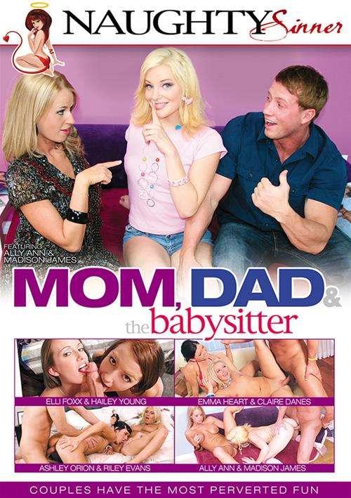 Mom babysitter porn