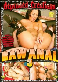 Raw Anal 3 Porn Video