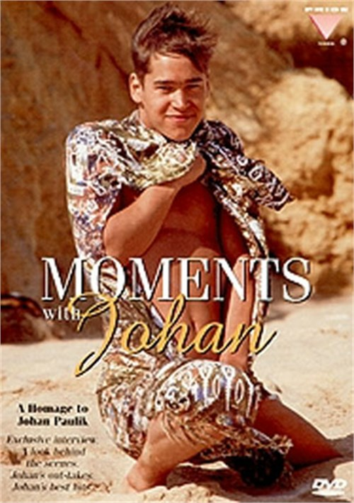 Moments With Johan Boxcover