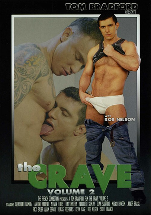 The Crave 2 Cover Front