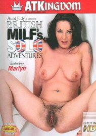 ATK Aunt Judy's Presents British MILF's Solo Adventures Porn Video