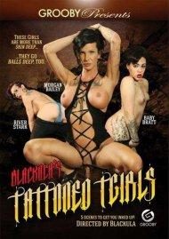 Blackula's Tattooed TGirls Porn Video