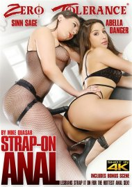 Strap-On Anal Porn Video