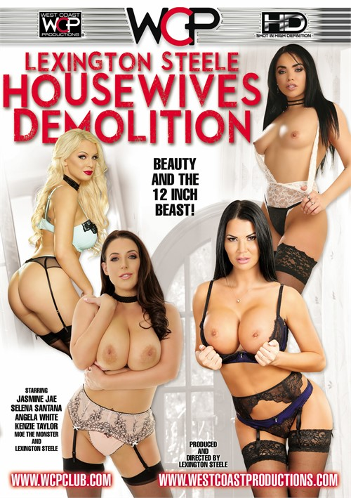 Lexington Steele Houswives Demolition