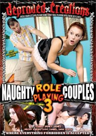 Naughty Role Playing Couples 3 Porn Video
