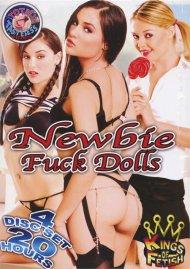 Newbie Fuck Dolls (4-Pack)