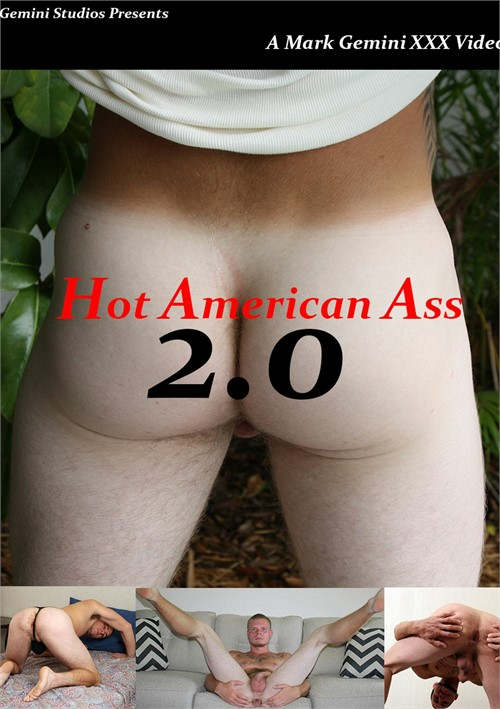 Hot American Ass 2.0 Boxcover