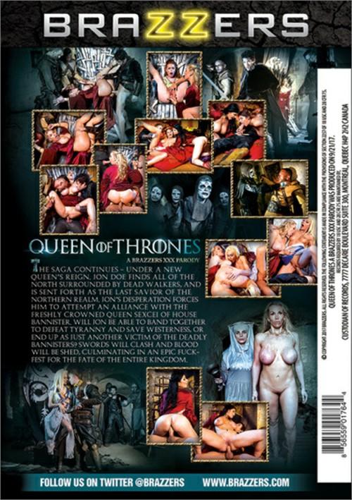 Queen Of Thrones Boxcover