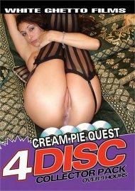 Cream Pie Quest 4 Disc Collector Pack