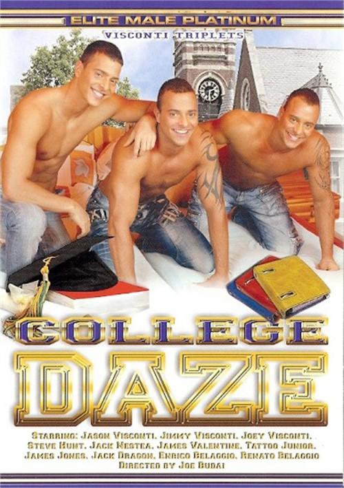 College Daze Boxcover