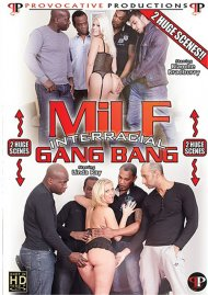 Milf Interracial Gang Bang Porn Video