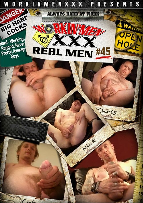 Real Men 45 Boxcover