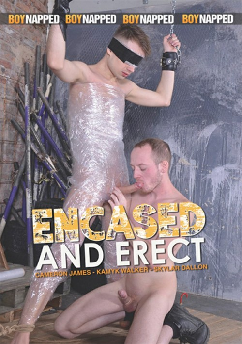 Encased & Erect Boxcover