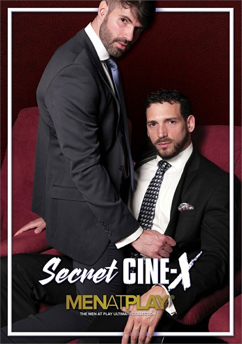 Secret Cine-X Boxcover