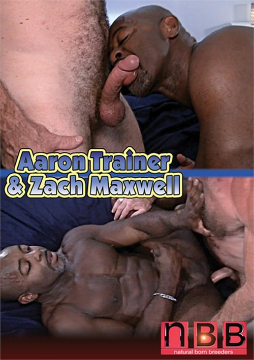 Aaron Trainer & Zach Maxwell Boxcover