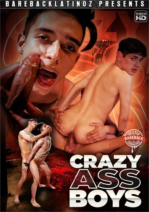Crazy Ass Boys Boxcover