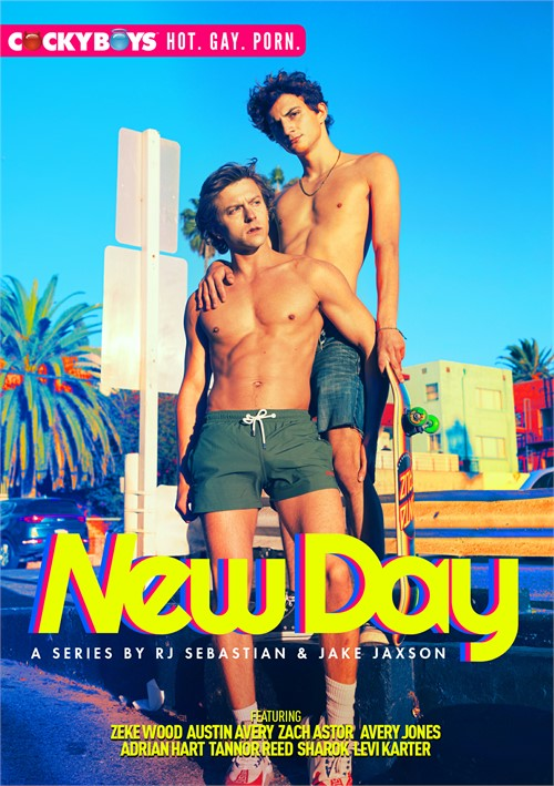 New Day Boxcover