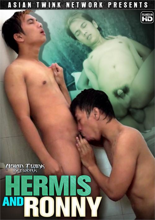 Hermis & Ronny Boxcover