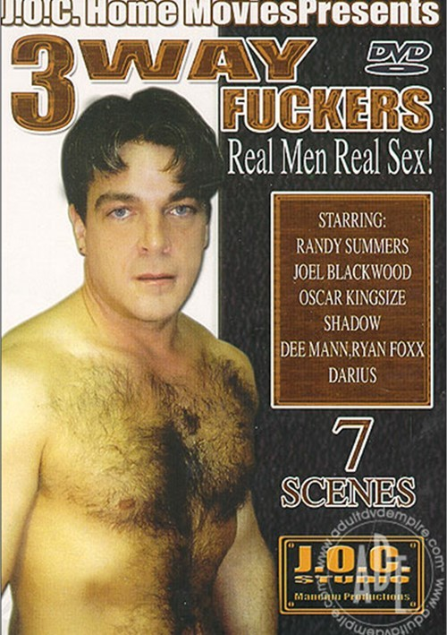 Real Men Real Sex! Boxcover