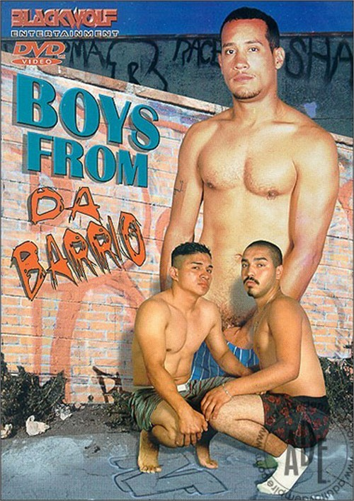Boys from da Barrio Boxcover