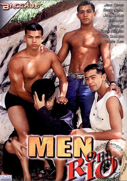 Men of Rio #1