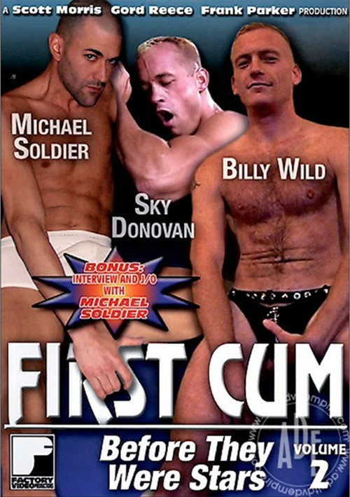 First Cum: Before They Were Stars Vol. 2