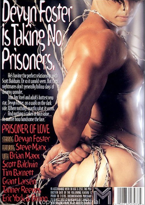 Prisoner of Love Cover Back