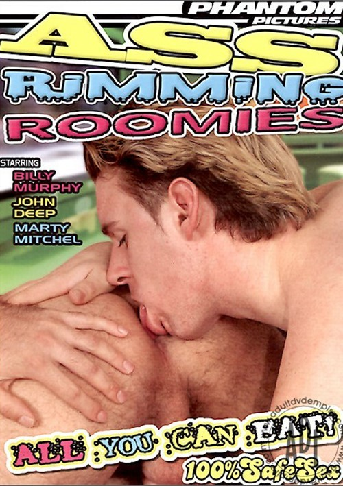 Ass Rimming Roomies