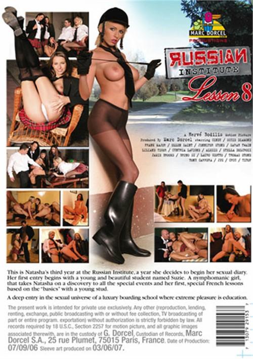 Смотреть порно russian institute 8
