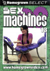Sex Machines 13 Boxcover