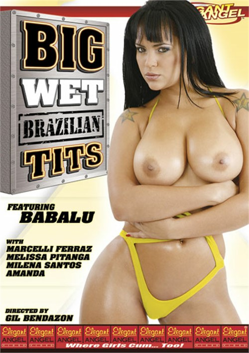 Big Wet Brazilian Tits Boxcover