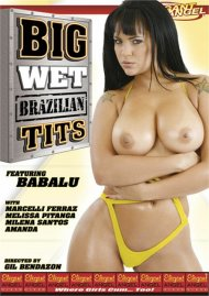 Big Wet Brazilian Tits Porn Video