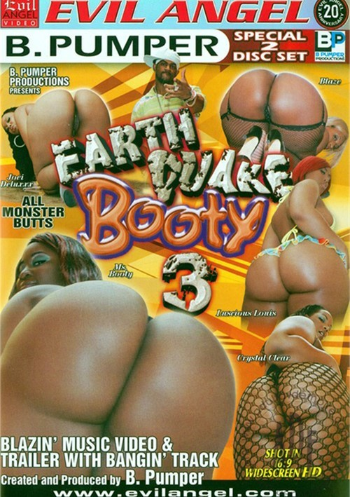 Earthquake booty 3