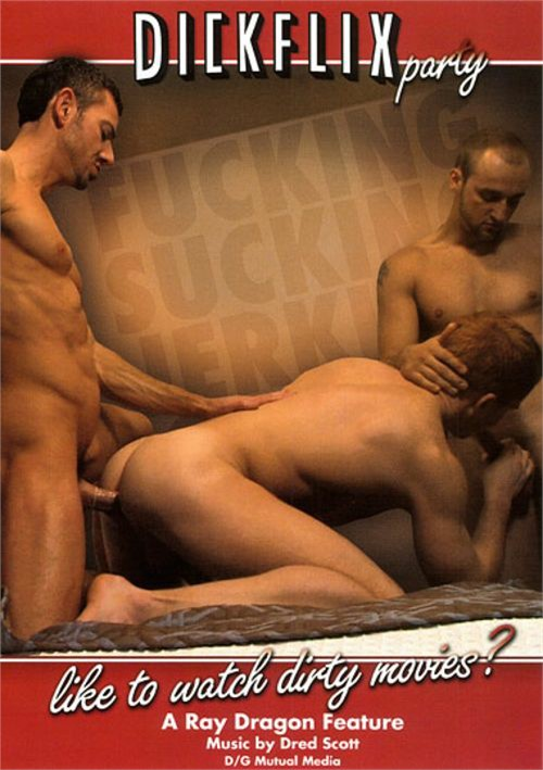 Dickflix Party Cover Front