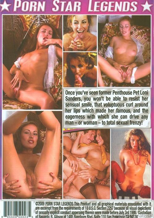 Loni sanders porn star
