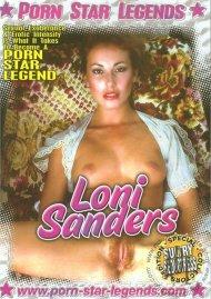Porn Star Legends: Loni Sanders Porn Video