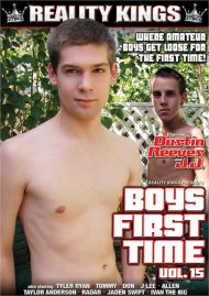 Boys First Time Vol. 15 image