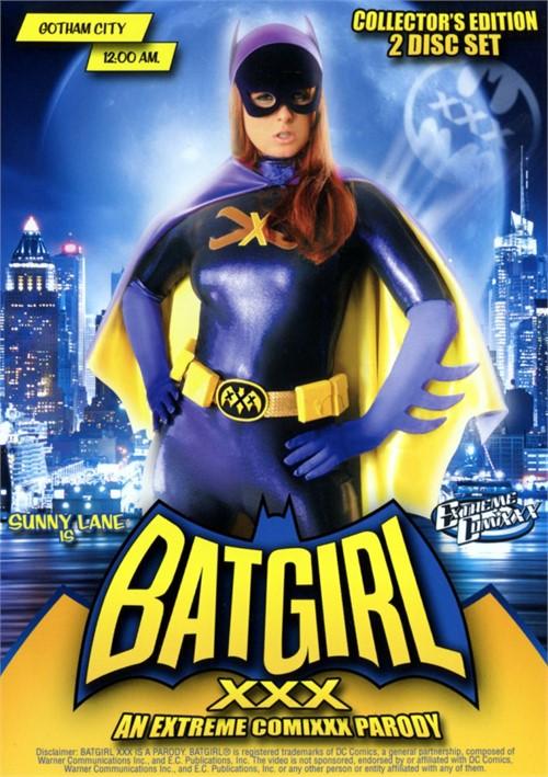 Batgirl xxx