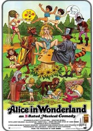 Alice in Wonderland: An X-Rated Musical Fantasy Porn Video