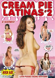 Cream Pie Latinas 2