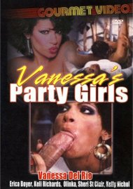 Vanessa's Party Girls Porn Video