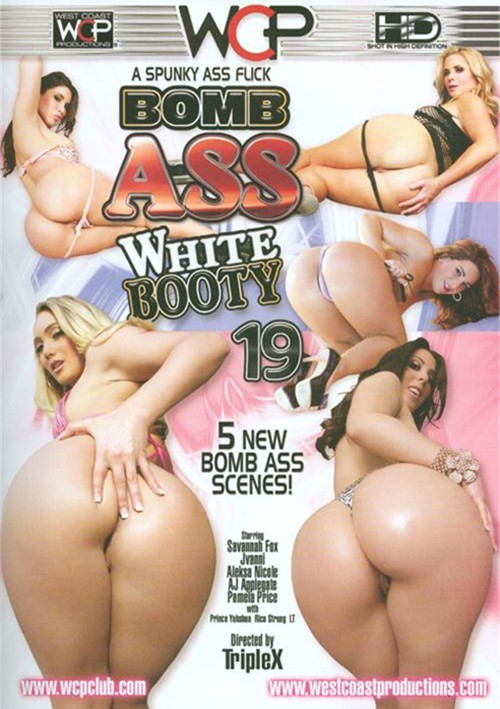 Bomb Ass White Booty 19 Boxcover