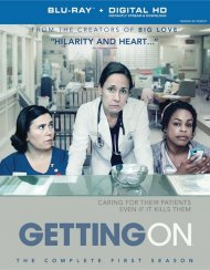 Getting On: The Complete First Season (Blu-ray + UltraViolet) Blu-ray Movie