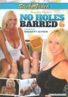 Naughty Alysha's No Holes Barred 6 Boxcover