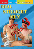 Real Straight Men: Big Guns 3 Gay Porn Movie