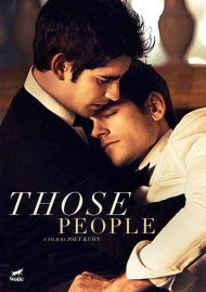 Those People gay cinema DVD from Wolfe Video.