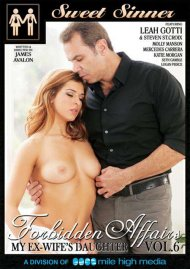 Forbidden Affairs Vol. 6: My Ex-Wifes Daughter Porn Movie
