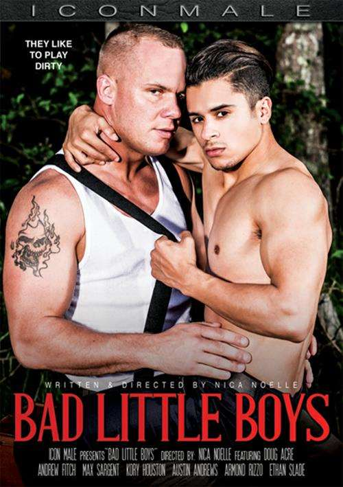 Bad Little Boys Cover Front